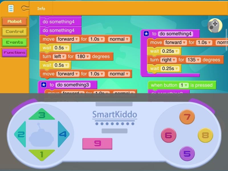 Smart Kiddo - Kiddo Code